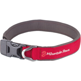Mountain Paws Hundehalsband XL rot